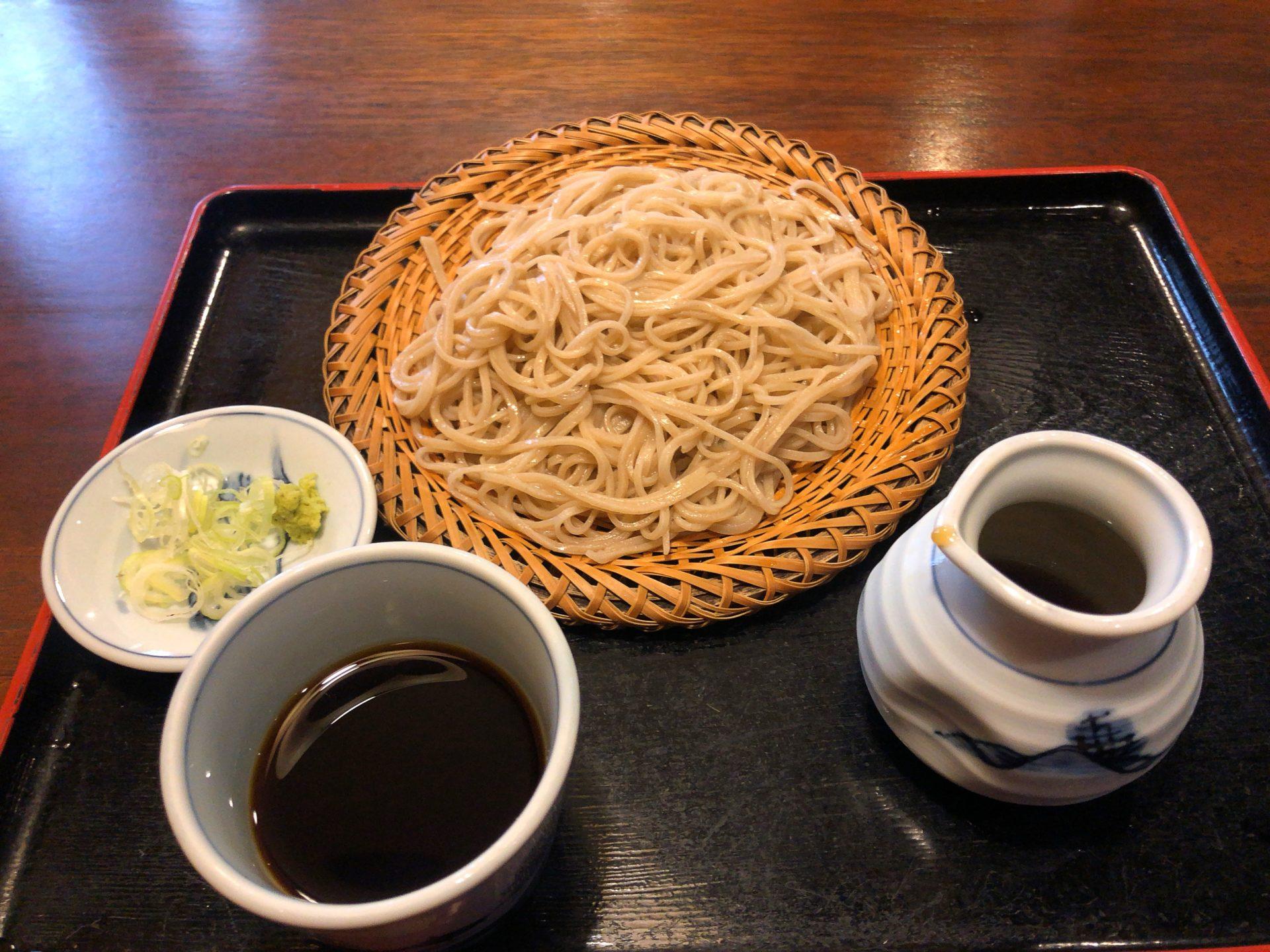 信州蕎麦は奥が深い